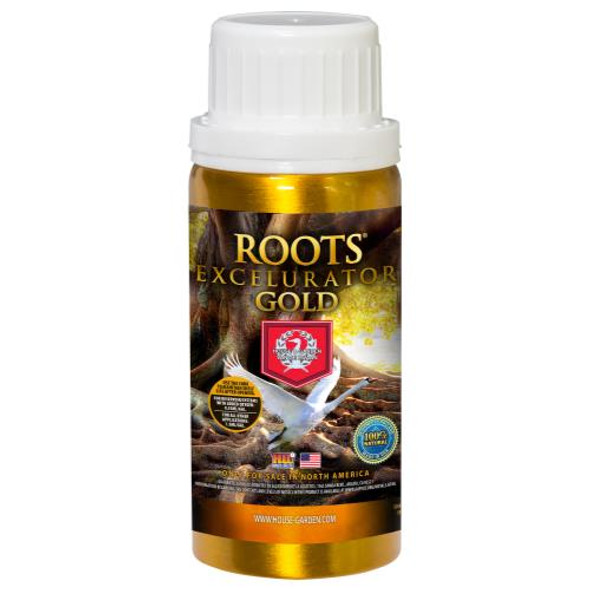 House And Garden Roots Excelurator Gold - 100ML