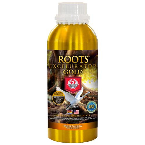 House And Garden Roots Excelurator Gold - 500ML