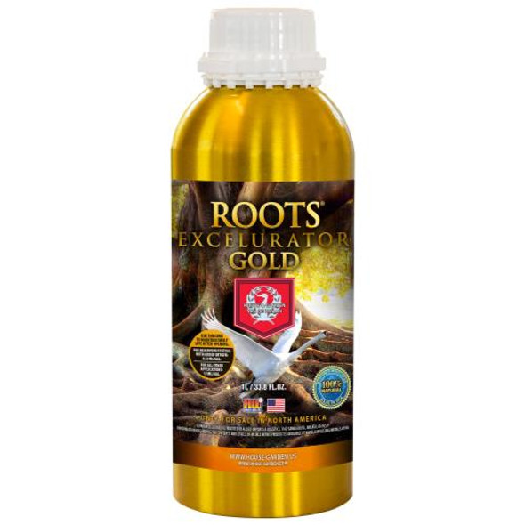 House And Garden Roots Excelurator Gold - 1L