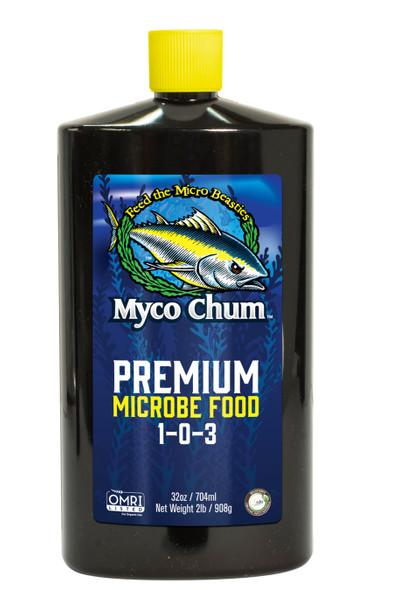 Plant Revolution Myco Chum Organic Microbe Liquid Fertilizer 1-0-3 - 32 oz