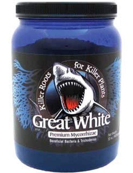 Great White Premium Mycorrhizae - 32oz