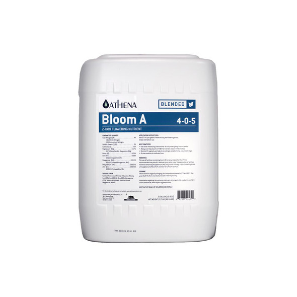 Athena Blended Bloom A - 5 Gallon
