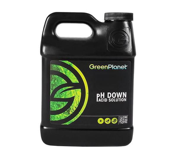 Green Planet pH Down - 1L