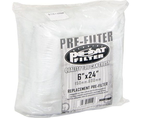 "Phat Pre Filter 6"" x 24"""