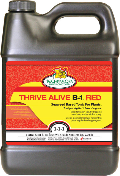 Thrive Alive B-1 Red - 1L