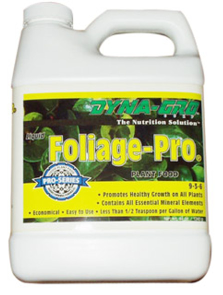 Dyna Gro Foliage-Pro - 1 QT