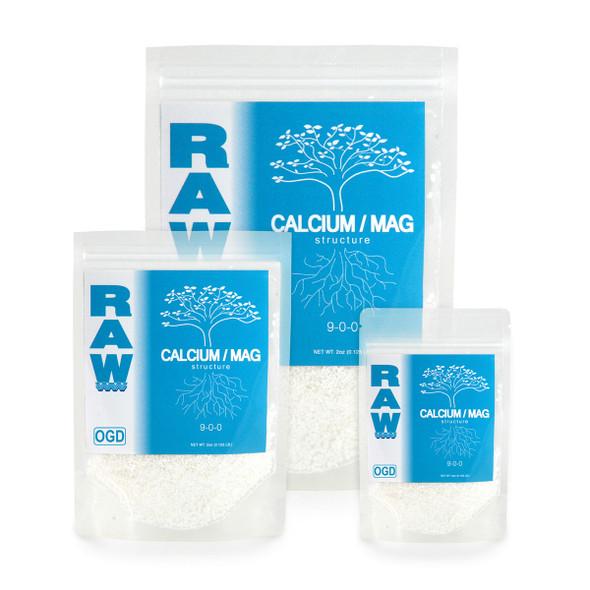 RAW Calcium/Mag - 8OZ