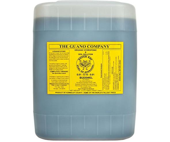 Guano Company Budswel - 5 GAL