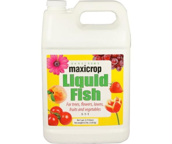 MaxiCrop Liquid Fish - 1 GAL