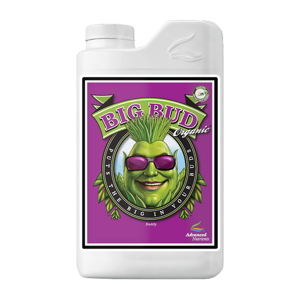 Advanced Big Bud Organic (Purple) - 1GAL