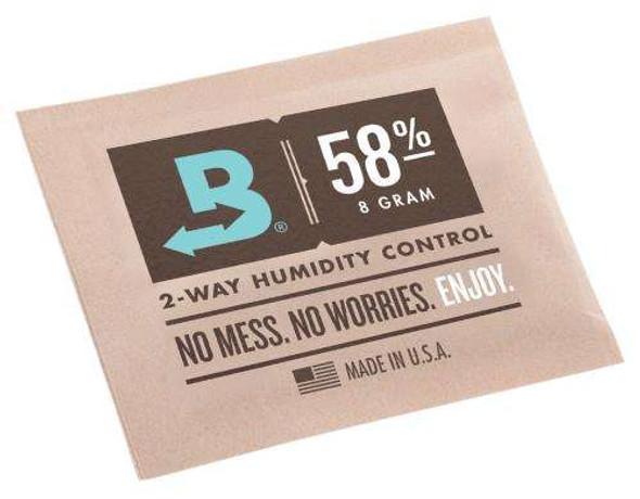 Boveda 8g 2-Way Humidity 58%