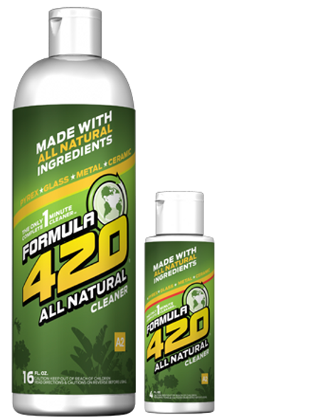 Formula 420 Cleaner (All Natural Glass Cleaner)