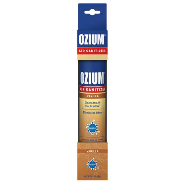 Ozium Air Sanitizer Spray 3.5 OZ - Vanilla
