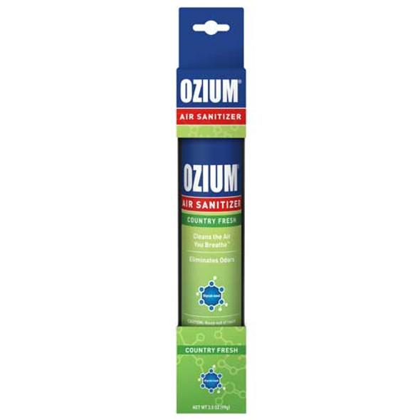 Ozium Air Sanitizer Spray 3.5 OZ - Country Fresh