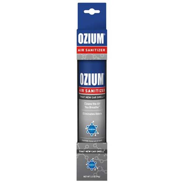 Ozium Air Sanitizer Spray 3.5 OZ - New Car Smell