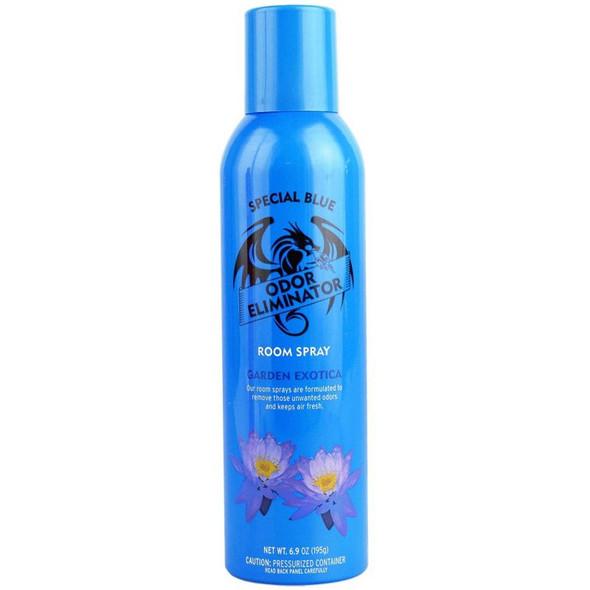 Special Blue Odor Eliminator Room Spray 6.9oz - Garden Exotica