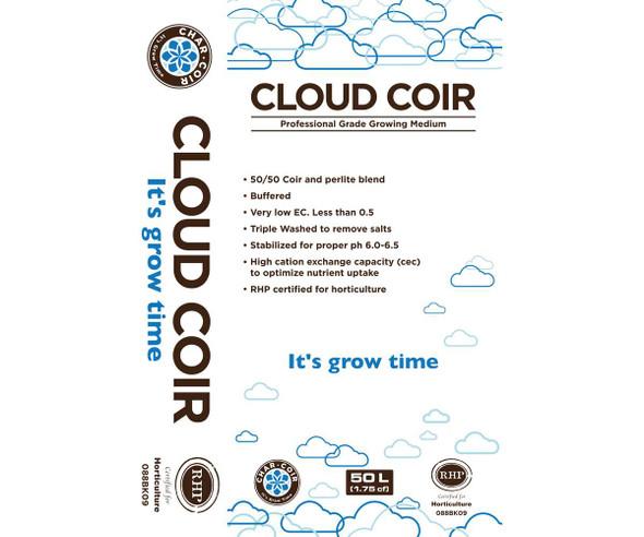 Char Coir CLOUD CLOIR 50/50 Perlite/Coco - RHP - 50 L