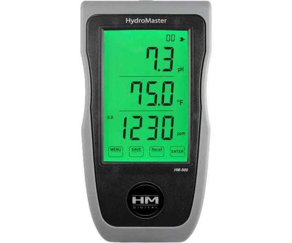 HM Digital HydroMaster Portable/Wall Mount/Bench Continuous pH/EC/TDS/Temp