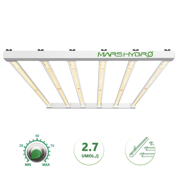 MARS HYDRO FC-E4800 480W COMMERCIAL LED GROW LIGHT FOR INDOOR PLANTS