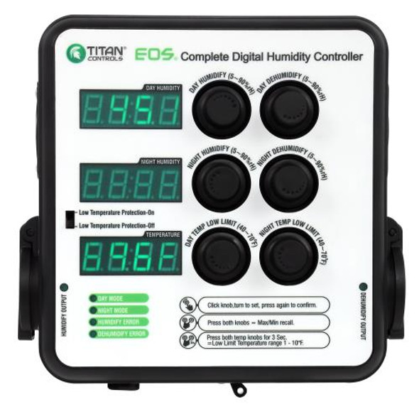 Titan Controls Eos Complete Digital Humidity Controller