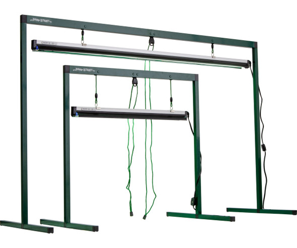 Jump Start 2' T5 Grow Light System with Timer (Stand, Fixture & Tube)