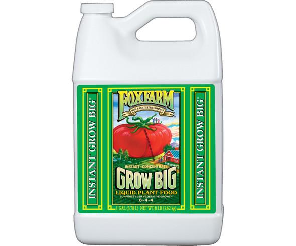 FoxFarm Grow Big Liquid Plant Food - 1 GAL