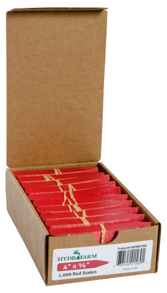 Plant Stake - RED (100 PACK)