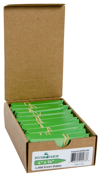 Plant Stake - GREEN (100 PACK)