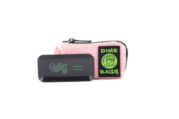 Dime Bags SMALL - PINK