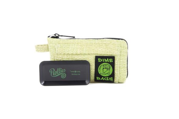 Dime Bags MEDIUM - LIGHT GREEN