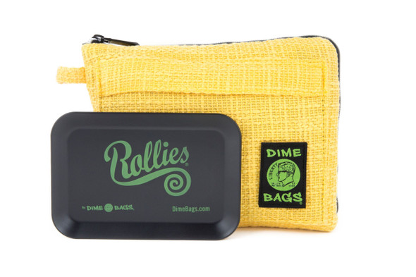 Dime Bags LARGE - YELLOW
