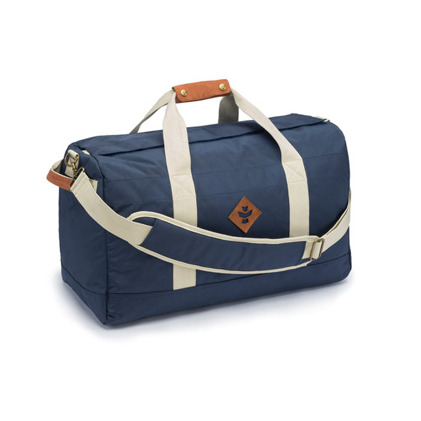 REVELRY THE AROUND TOWNER DUFFLE BAG - BLUE