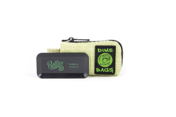 Dime Bags SMALL - LIGHT GREEN