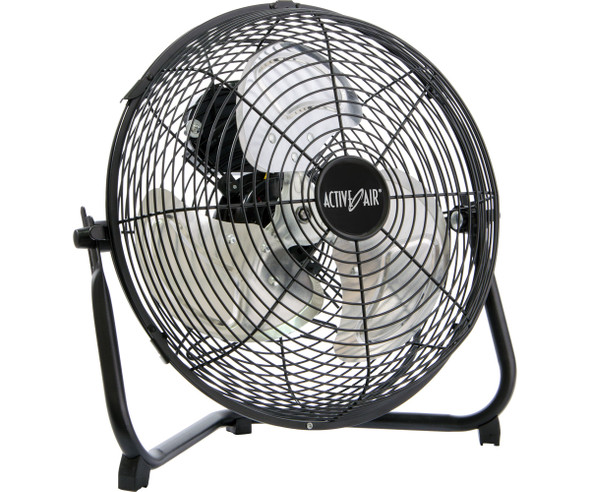 "Active Air HD Floor Fan - 12"""
