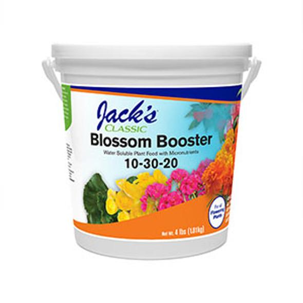 Jacks Classic 10-30-20 Blossom Booster 4LB