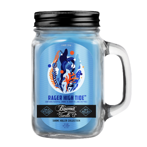 BEAMER CANDLE CO - RAGER HIGH TIDE 12OZ