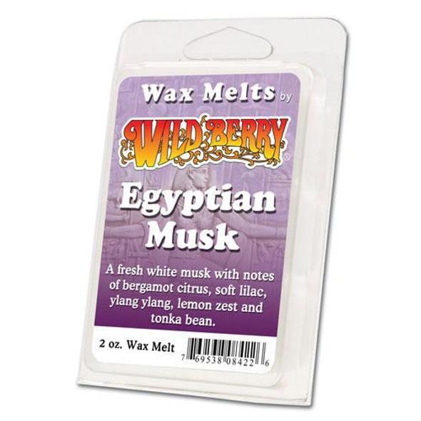 WILDBERRY WAX MELT - EGYPTIAN MUSK