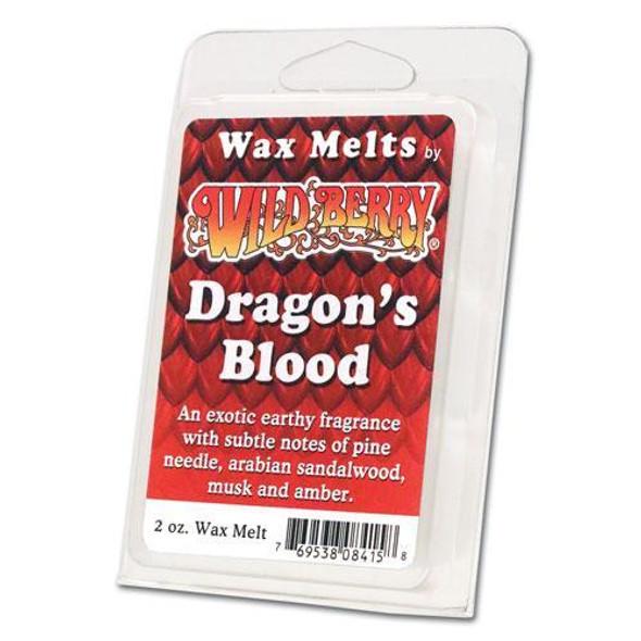 WILDBERRY WAX MELT - DRAGON'S BLOOD