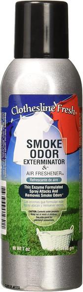 SMOKE ODOR FABRIC SPRAY - CLOTHESLINE FRESH