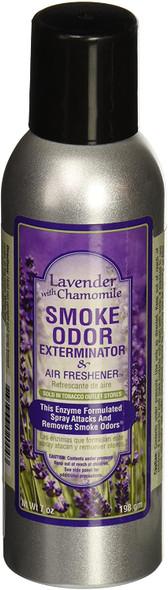 SMOKE ODOR FABRIC SPRAY - LAVENDER W/ CHAMOMILE