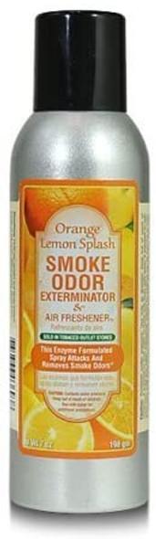SMOKE ODOR FABRIC SPRAY - ORANGE LEMON SPLASH