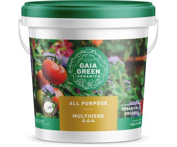 Gaia Green All Purpose - 2 kg