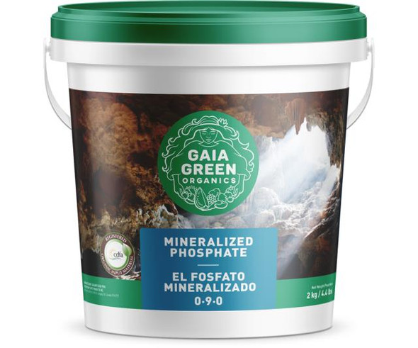 Gaia Green Mineralized Phosphate - 2 kg