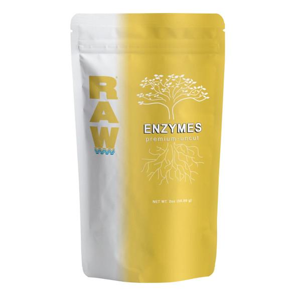 RAW Enzymes - 2oz