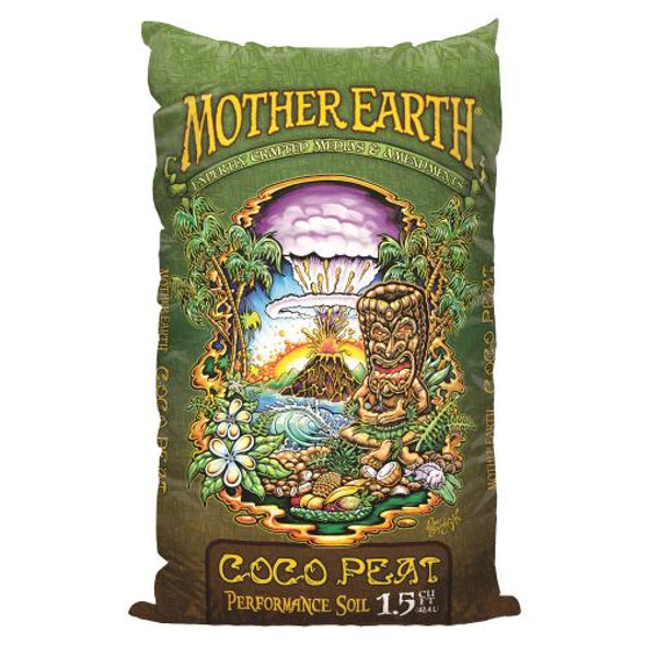Mother Earth Coco Peat Performance Soil 1.5CF