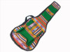 Uke Bag - Soprano - Full Face Peruvian Cloth 7