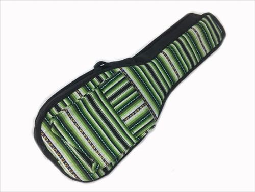 Uke Bag - Tenor - Full Face Peruvian Cloth 4