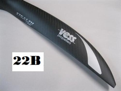 22B Carbon Fiber Propeller