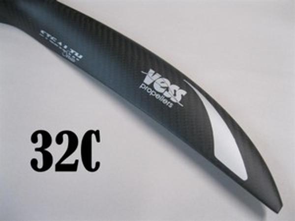 32C carbon fiber propeller