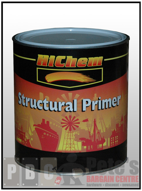 3260 STRUCTURAL PRIMER Grey 4 Litre Can
